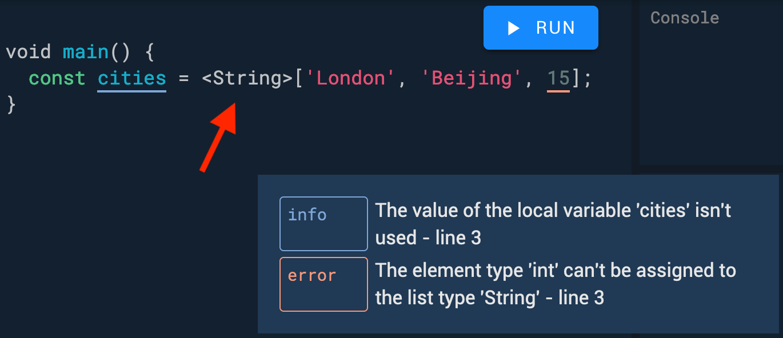 使用类型注释以获得更安全的代码
