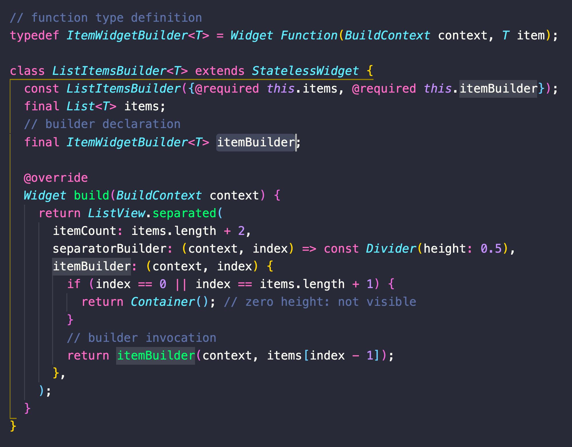 需要用泛型声明一个函数类型吗? 使用类型定义